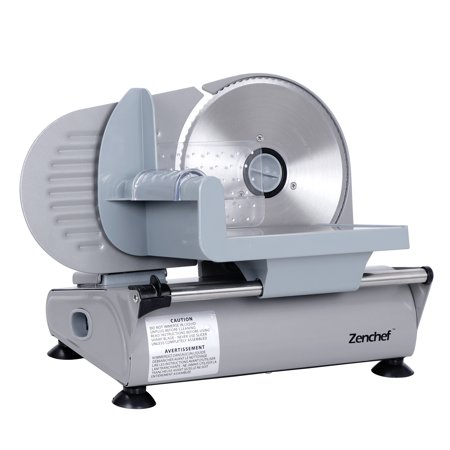 Cheese Carriage (Zeny Stainless Steel Electric Meat Slicer 7.5