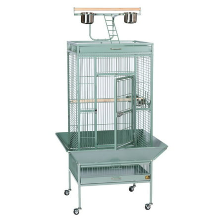 ec0670f45abc Prevue Pet Products Select Wrought Iron Parrot Cage 3152 - Best ...