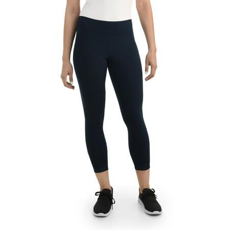 c2b7dd3f6286d6 Seek No Further - Women's Wide Waistband Long Leggings - Walmart.com