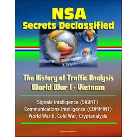 Signal Analysis Meter (NSA Secrets Declassified: The History of Traffic Analysis: World War I - Vietnam, Signals Intelligence (SIGINT), Communications Intelligence (COMMINT), World War II, Cold War, Cryptanalysis -)