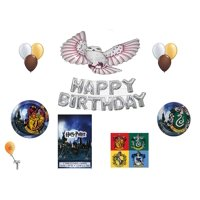 Harry Potter Party & Decoration Balloon Bouquet 16 Guest