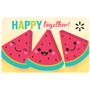 Together Melons Walmart eGift Card