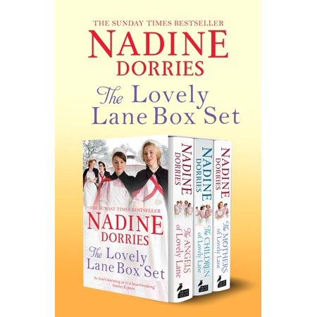 The Lovely Lane Box Set - eBook