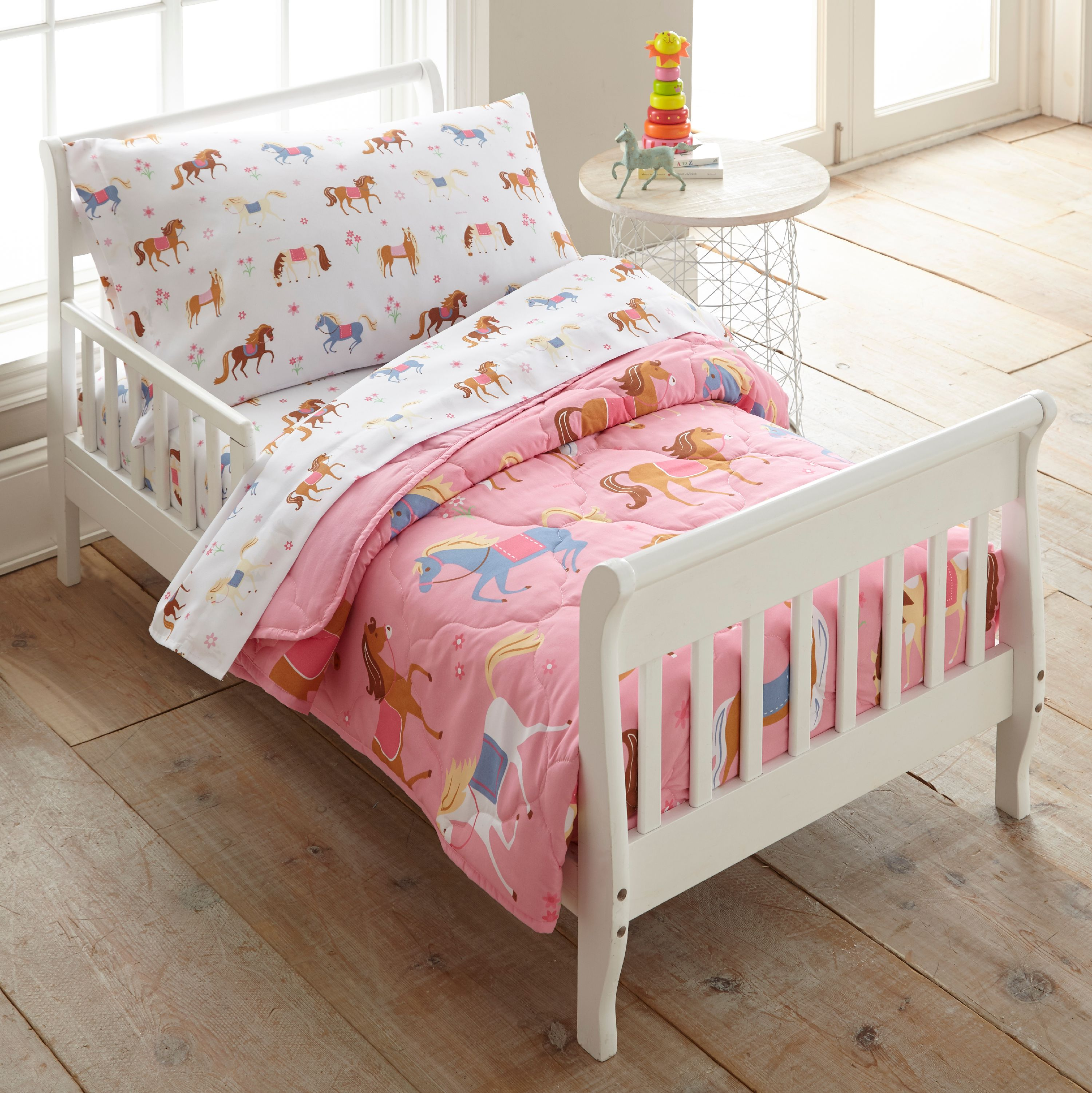 Olive Kids Horses 4 pc Bed in a Bag
