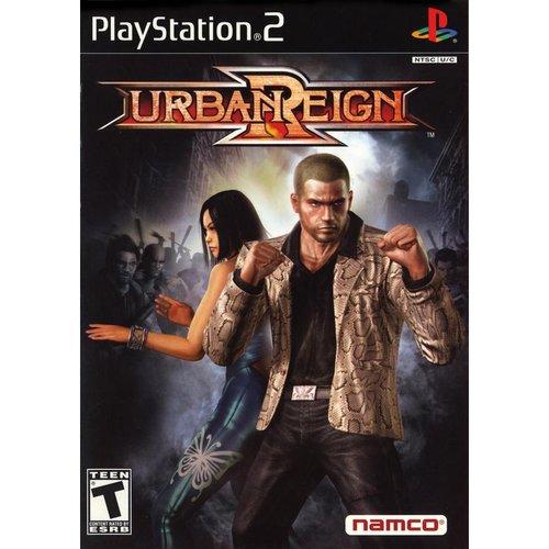 Urban Reign - PlayStation 2