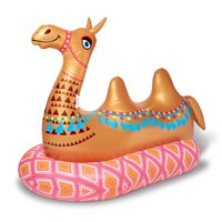 Walmart.com deals on Play Day Mega Inflatable Ride-On Camel Pool Float