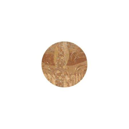 "Momeni New Wave 7'9"" X 7'9"" Round Rug in Beige - image 4 de 4"