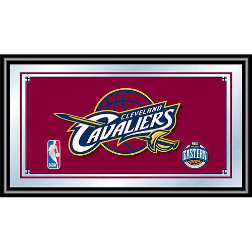 Cleveland Cavaliers NBA Framed Logo Mirror