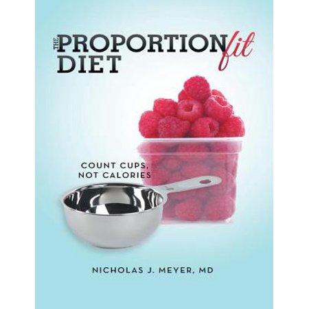 The ProportionFit Diet: Count Cups, Not Calories -
