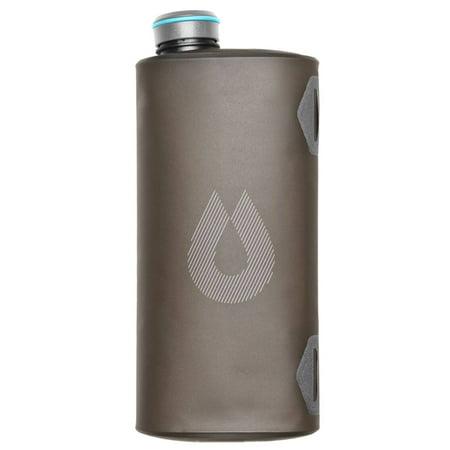 Hydrapak Seeker Water Bottle Ultralight Storage – Mammoth Gray, 2