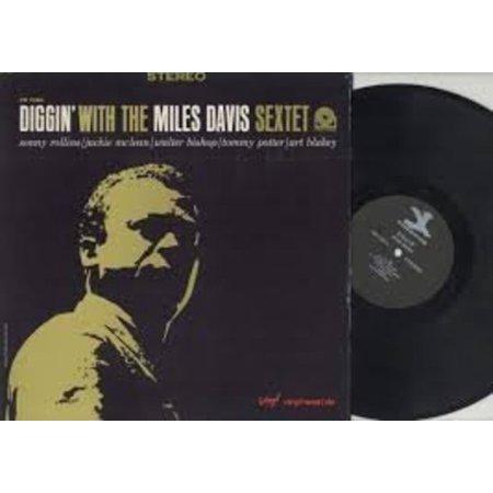 Diggin' With the Miles Davis Sextet ()