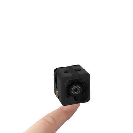 Mini Camera HD 1080P Night Vision Camcorder Car DVR Infrared Video Recorder Sport Digital Camera Support TF Card DV Camera (Digital Camera Video Recorder)