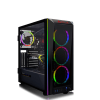 CLX SET GAMING PC Liquid-Cooled Intel Core i9 9900K 3.6GHz, NVIDIA GeForce RTX 2080 8GB, 16GB 3000MHz Mem, 480GB SSD + 2TB HDD
