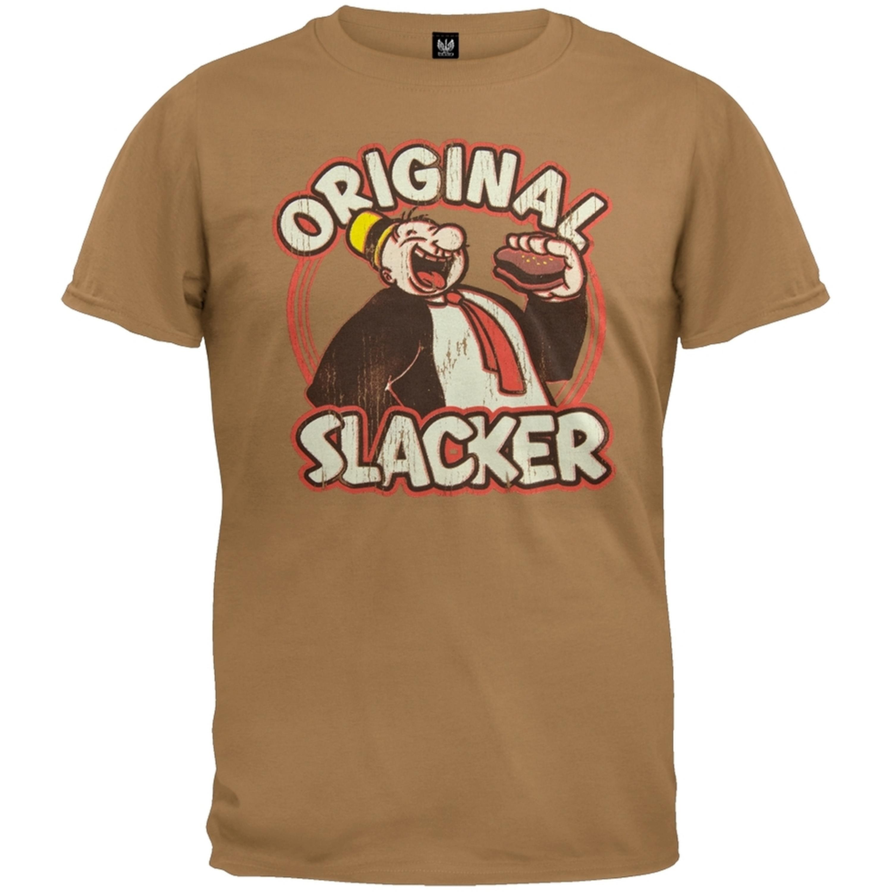 Popeye - Original Slacker T-Shirt
