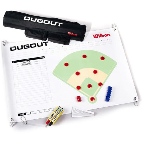 Wilson Dugout Coaches Training Board
