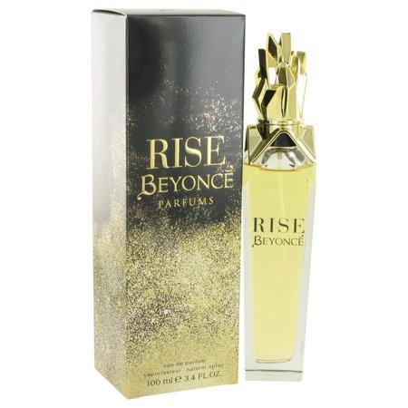 Beyonce Rise by Beyonce Eau De Parfum Spray 3.4 oz for Women - Beyonce For Halloween