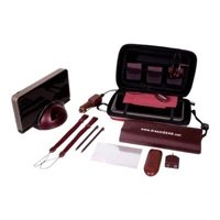 dreamGEAR 20 In 1 Starter Kit for DSi XL - Accessory kit for game console - burgundy - for Nintendo DSi XL