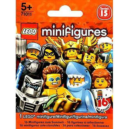 Lego Minifigure Costumes (LEGO Minifigures Series 15 - Random Pack)