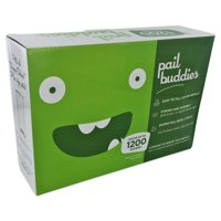 Pail Buddies Diaper Pail Refills For Diaper Dekor Plus Diaper Pails - 2 Pack