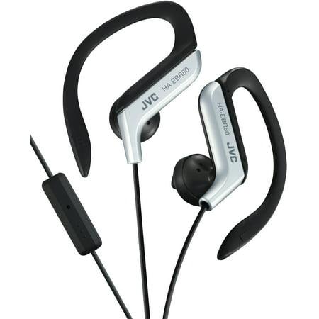 JVC Ear Clip Headphones, -