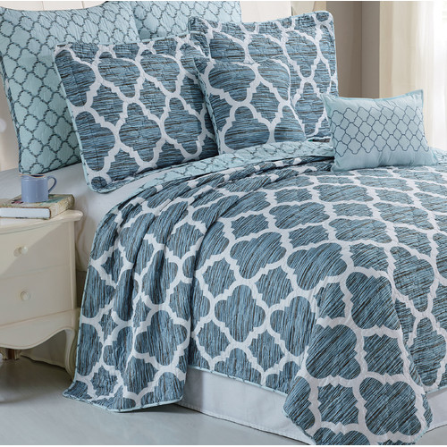 Serenta Honor 7 Piece Quilt Set