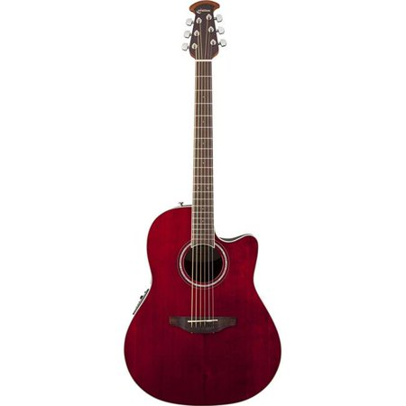 Ovation CS24-RR Celebrity Standard, Ruby Red Mid
