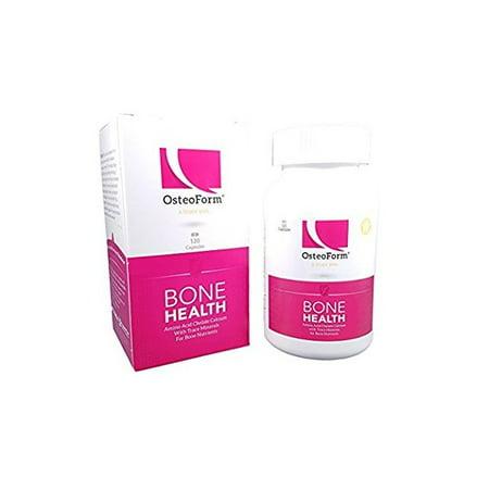 OsteoForm Amino Acid Calcium, 120 Capsules, Maxorb