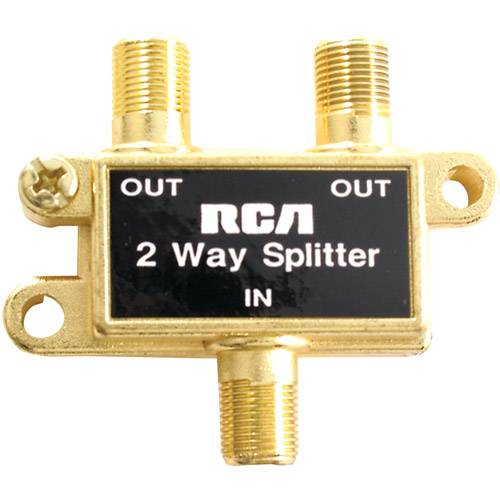 RCA VH47N 2-Way Video Signal Splitter