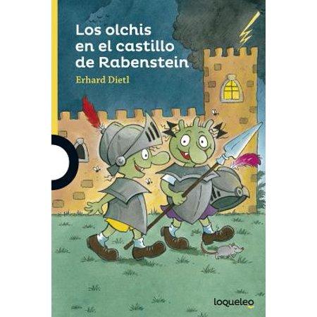 Los Olchis En El Castillo de Rabenstein / The Olchis in Rabenstein Castle (Serie Amarilla) Spanish