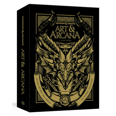Dungeons And Dragons 4th Edition Books (Dungeons and Dragons Art and Arcana [Special Edition, Boxed Book & Ephemera Set] : A Visual)