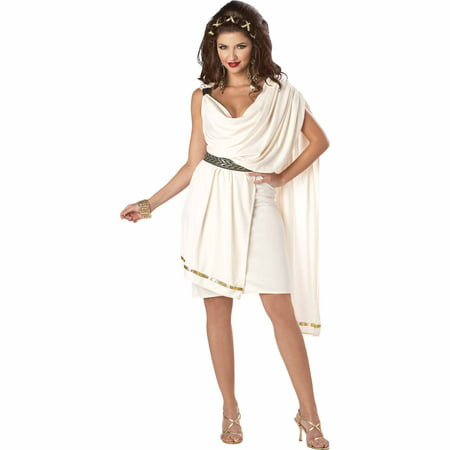 Toga Classic Adult Halloween - Female Toga Costume