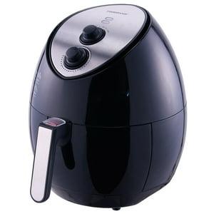 Farberware 3.2 Quart Manual Air Fryer, Black