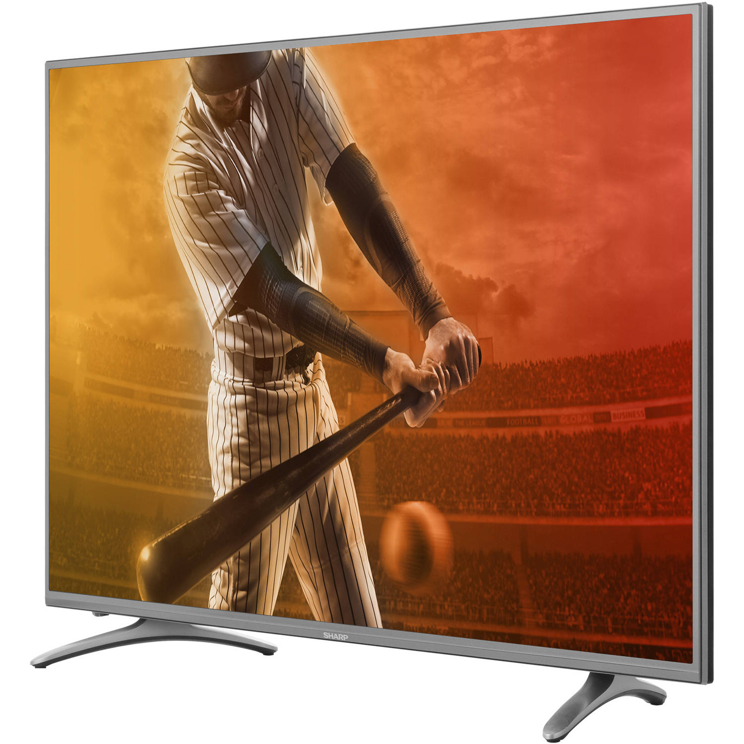 "Sharp 50"" Class FHD (1080p) Smart LED TV (LC-50N5000U) by Sharp"