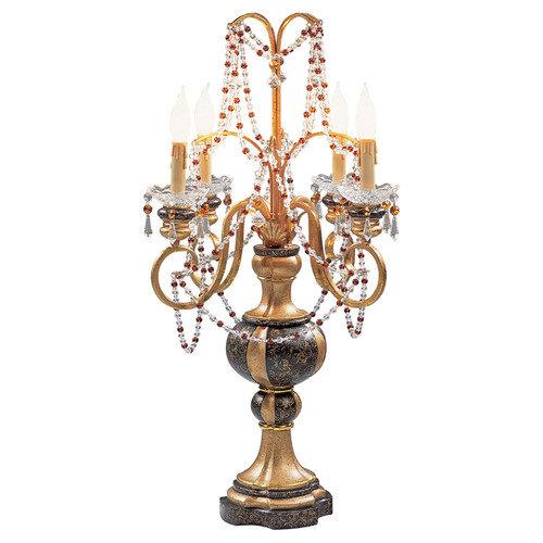 OK Lighting 30'' Table Lamp