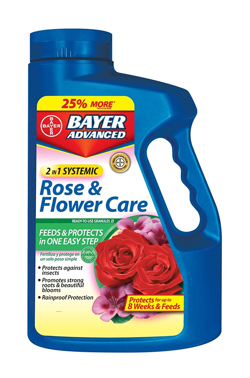 Crop 502610A 5LB 12 18 6 FLWR Care Rose And Flower By Bayer