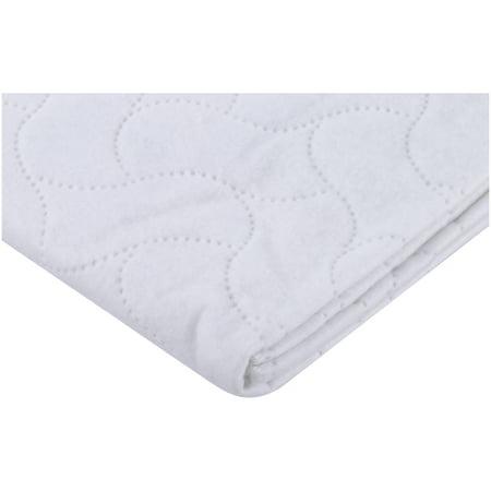 Tl Care Waterproof Quilted Crib Pad Walmart Com