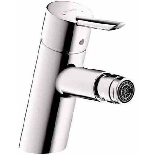 Hansgrohe 31721001 Focus S Bidet Faucet Single Hole with Pop-Up Assembly, Chrome