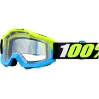 100% Accuri Goggles Pegasus w/Clear Lens   50200-164-02
