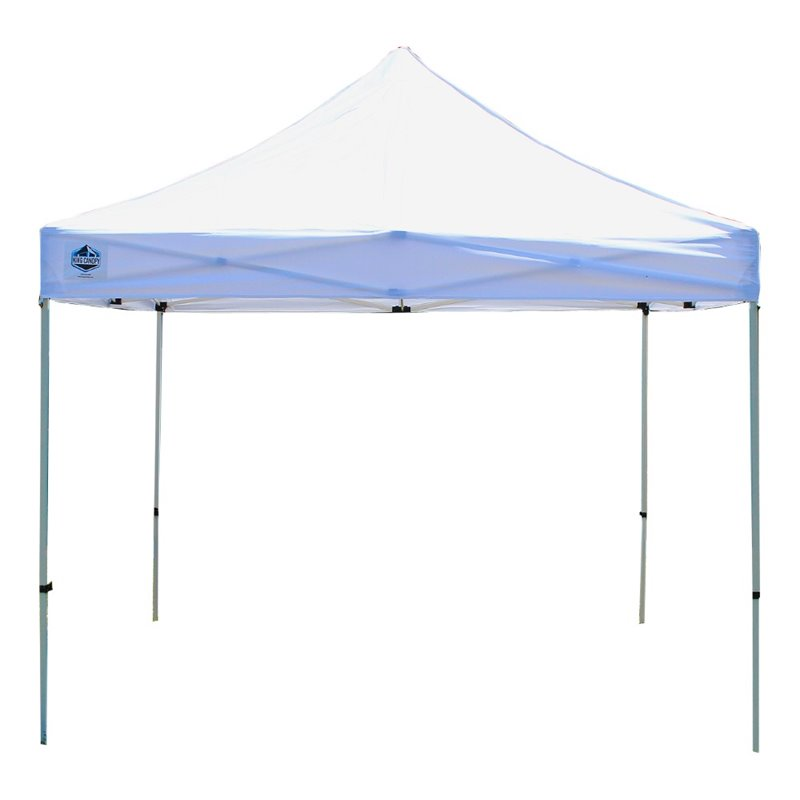 King Canopy 10' x 20' Festival Instant Canopy in White