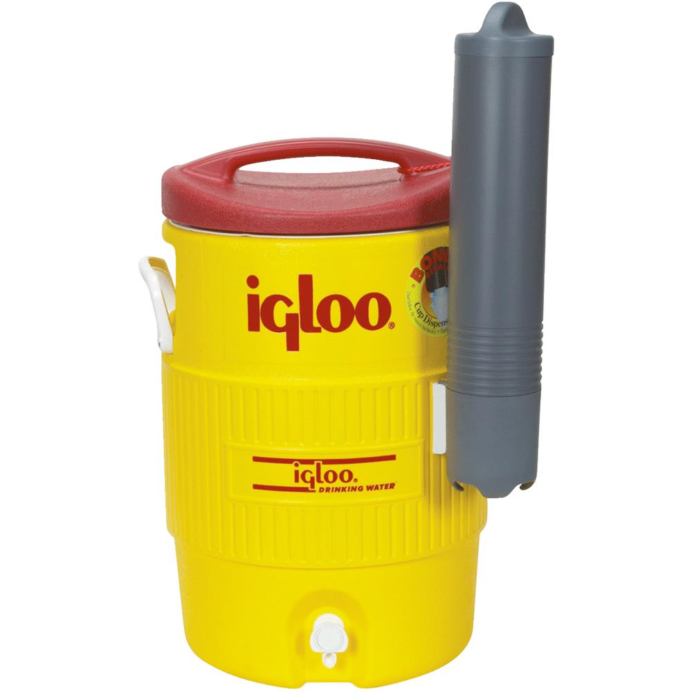 Igloo 5 Gallon Wtr Jug with Cup Dispns 11863