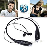 Stereo Wireless Headset Bluetooth Headphone Earphone for iPhone Samsung HTC LG by Generic