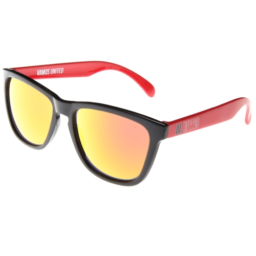 D.C. United Society 43 Sunglasses - Black/Red - No Size