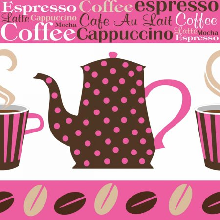 Cafe Au Lait Cocoa Punch Iii Poster Print by ND Art and Design