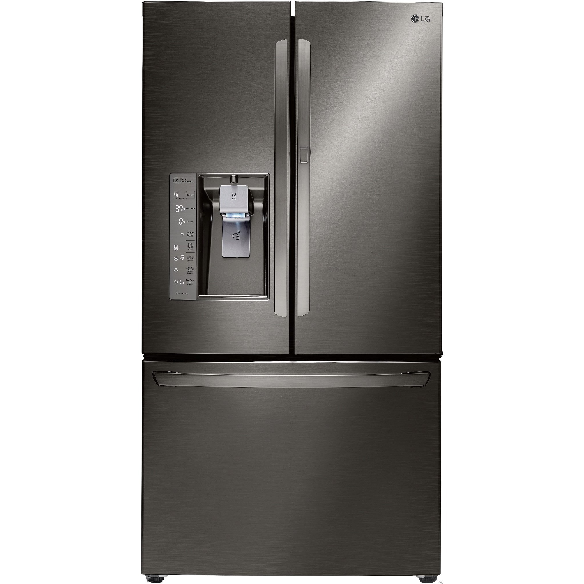 LG Diamond Collection 29.6 Cubic Feet French Door Refrigerator