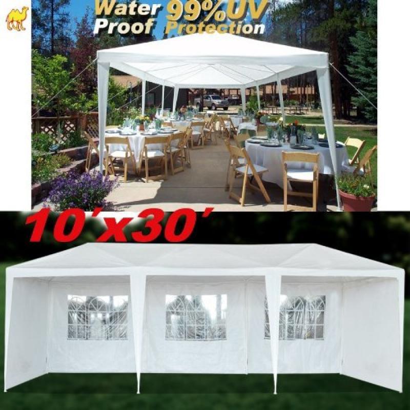 Sunrise 10'X30' Wedding Party Tent Outdoor Easy Set Gazeb...