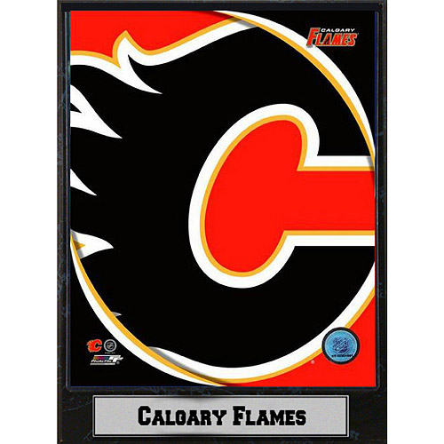 NHL Calgary Flames Photo Plaque, 9x12