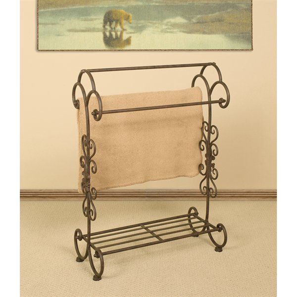 Passport Accent Furniture 1220 Quilt Rack