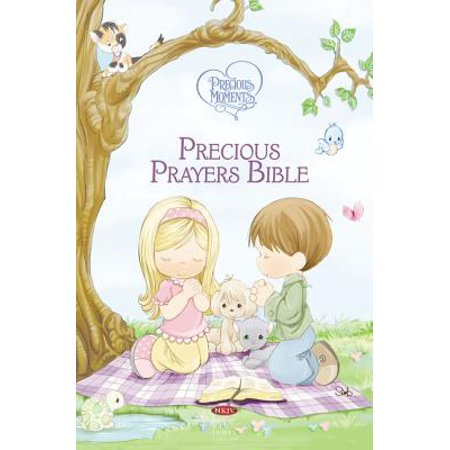 Precious Moments Guest Book - Nkjv, Precious Moments, Precious Prayers Bible, Hardcover