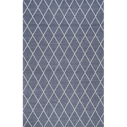 nuLOOM Barbra Navy Area Rug