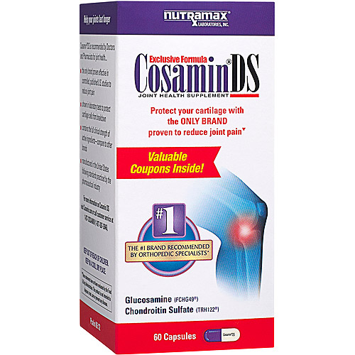 Cosamin DS Joint Health Supplement, 60ct